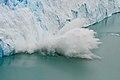 Perito Moreno Glacier ice fall.jpg