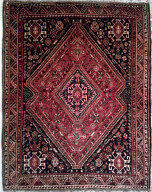 A Rug By Beri Tribe