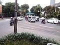 Persimpangan dekat Monas - panoramio.jpg
