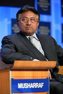 Pervez Musharraf - World Economic Forum Annual Meeting Davos 2008 numb2.jpg