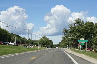 Peshawbestown, Michigan Unincorporated community in Michigan, United States