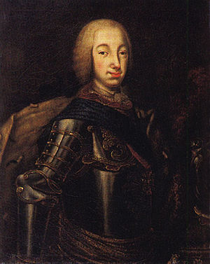 History of Russia (1721–96) - The future Peter III of Russia, 1753, by Alexei Antropov