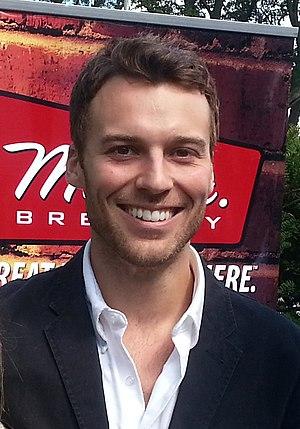 Peter Mooney - Image: Peter Mooney (Canadian actor)