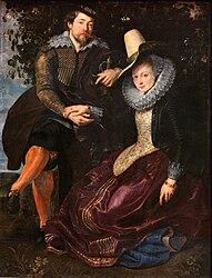 Peter Paul Rubens: Het geitenloofprieel