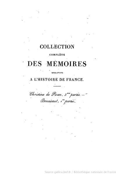 File:Petitot - Collection complète des mémoires relatifs à l'histoire de France, 1re série, tome 6.djvu