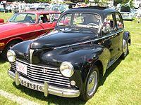 Peugeot 203 thumbnail