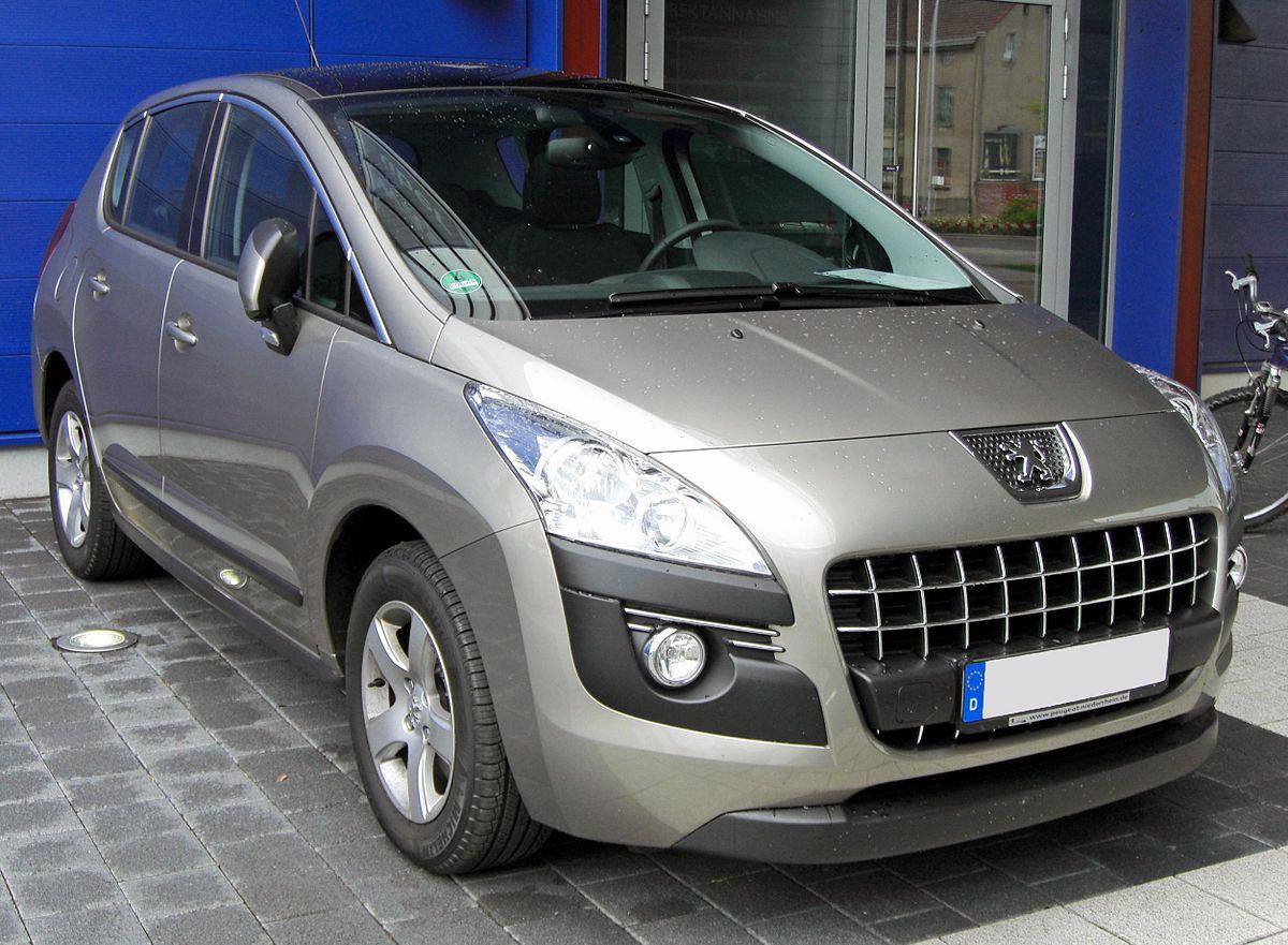 Peugeot 3008 20090706 front.JPG