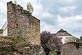 Pfarrweisach, Liechtenstein, Ruine der Nordburg 20170414 014.jpg