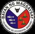 Ph seal Magsaysay Occ Mindoro.png