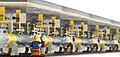 Photo of the Week- Lego Rendition of SLAC National Laboratory's Linear Particle Accelerator (8724056856).jpg