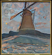 Piet Mondrian - Windmill - 1989.142 - Dallas Museum of Art.jpg