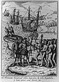 Pieter balthazar bouttats-colon descubre la isla española.jpg