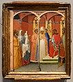 Pietro lorenzetti (attr.), san sabino davanti al governatore della toscana (forse), 1335-42 ca. 01.jpg