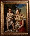 Pietro nocchi, ritratto di elisa bonaparte e sua figlia elisa napoleone 01.jpg