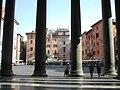 Pigna - Piazza della Rotonda dal Pantheon 1018.JPG