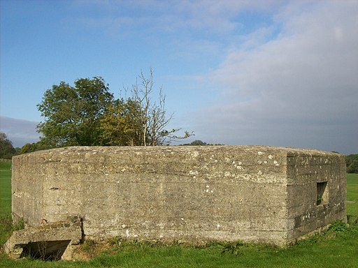 Pill Box, Detling Hill