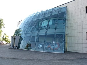 Pininfarina - Pininfarina Design Center