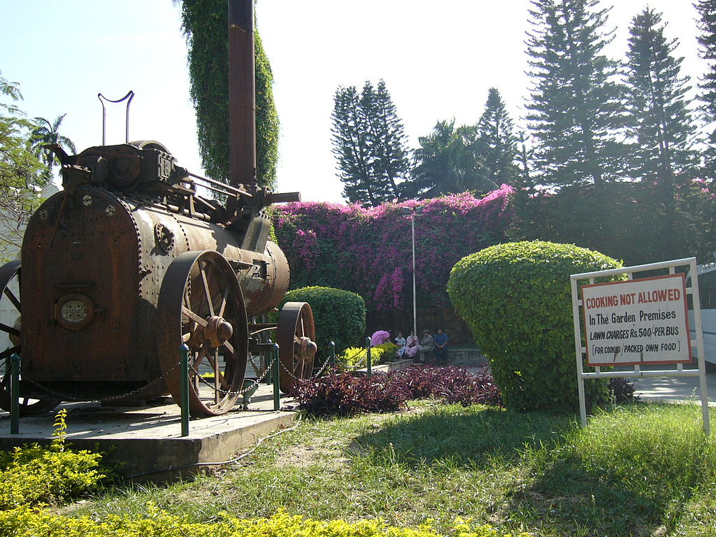 Chandigarh India  City new picture : Pinjore Garden Chandigarh India