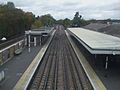 Pinner station high westbound.JPG