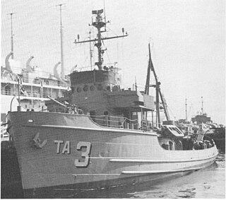 USS <i>Pinola</i> (ATA-206)