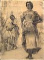 Pio Joris – Donne della campagna romana.tiff