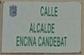 Placa calle Alcalde Encina Candebat, Málaga.jpg