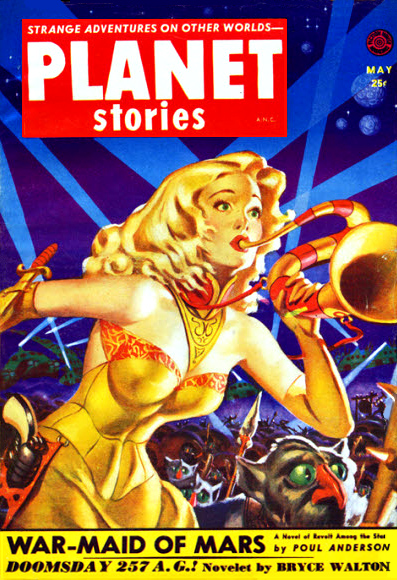 Planet stories 195205A