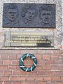 Plaque-relief of the 1956 Hungarian Revolution by Alex Kolozsy, 2017 Győr.jpg