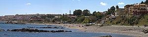 Playa Calamocarro - Playa Calamocarro