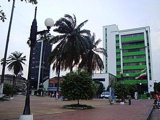 Florencia, Caquetá Municipality and city in Amazonas Region, Colombia