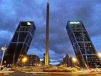 Plaza de Castilla (Madrid) 11.jpg