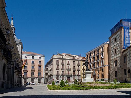 Plaza de la Villa - 08