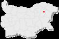 Pliska location in Bulgaria.png