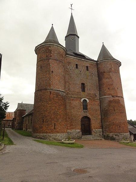 Plomion (Aisne) église Notre-Dame