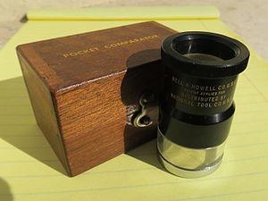 Pocket comparator - Bell & Howell Pocket Comparator