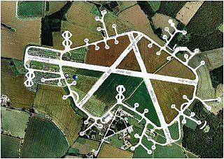 RAF Podington former Royal Air Force station