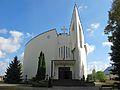 Podlaskie - Korycin - Bombla - Kościół Niepokalanego Serca NMP 20110925 01.JPG