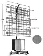 Pole Freya radar illustration