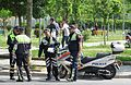Police motorcycle in Albania 02.jpg