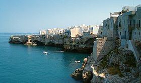 Image illustrative de l'article Polignano a Mare