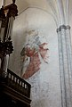 Poligny (Jura) Saint-Hippolyte Wandmalerei 234.JPG