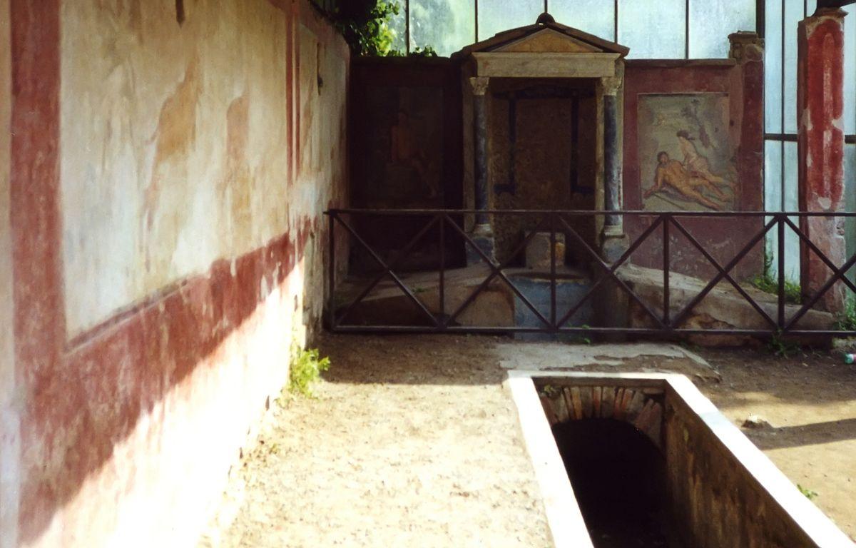 Haus des d octavius quartio wikipedia for Planimetria casa 1200 piedi quadrati