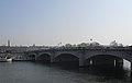 Ponte de la Concorde and the Luxor Obelisk (7002048685).jpg