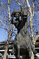 Pony Express Statue, Old Sacramento, California.jpg