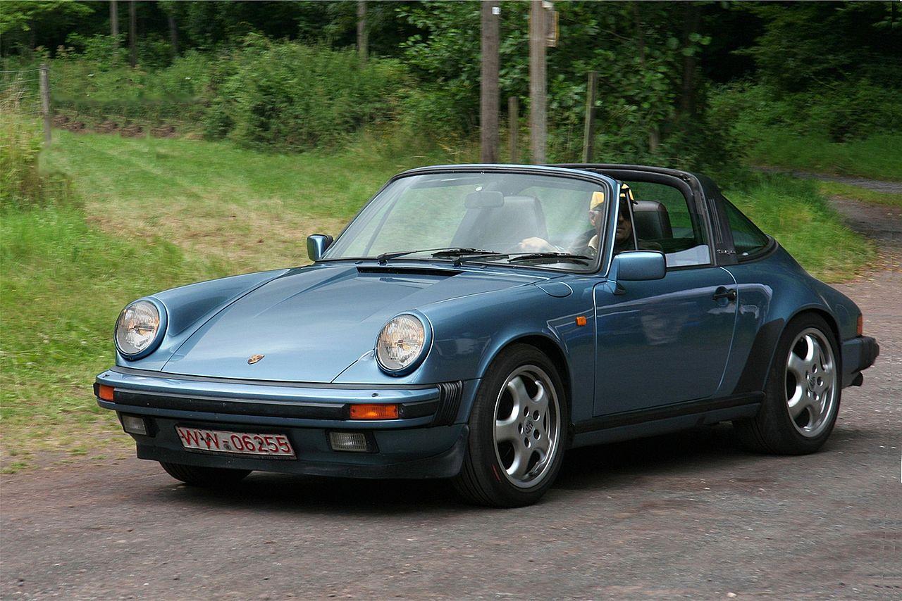 File Porsche 911 Carerra Targa Bj 1985 2008 07 12 Jpg