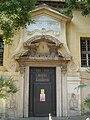 Porte annexe basilique San Clemente.JPG
