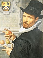 Portrait of Cornelis Cornelisz Schellinger