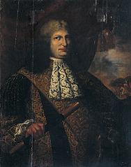 Portrait of Cornelis Speelman (1628-84). Gouverneur-generaal (1681-84)