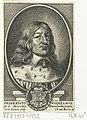 Portret van Frederik Willem van Brandenburg Portretten van staatslieden (serietitel), RP-P-1911-4452.jpg