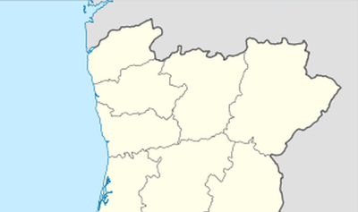 TemplateLocation Map Portugal Norte Wikipedia - Portugal norte map